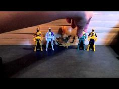 Kaizoku Sentai Gokaiger DX Ranger Key Set 5 Review