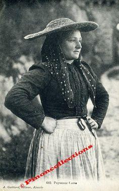 Costume traditionnel Corse