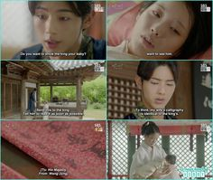 wang Jung sent a letter to King from Hae Soo but he didn't come - Moon Lovers Scarlet Heart Ryeo - Episode 20 Finale (Eng Sub) The Witch 2016, Scarlet Heart Ryeo Wallpaper, Moon Lovers Drama, Mirror Of The Witch, Korean Drama Funny, Sungkyunkwan Scandal, Princess Agents, Kdrama, Dream High