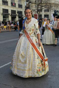 Fallera Mayor Marta