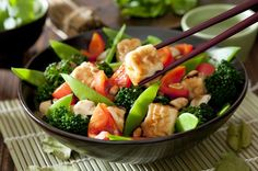 The Okinawa Diet - to live longer!