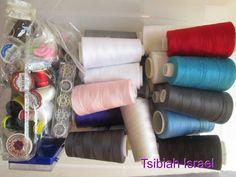 Tsibiah's Sewing School - Crash Course- Thread 101