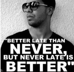 So true #drake #quote