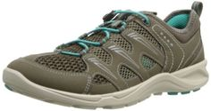 ECCO Womens Terracruise Lite Oxford Warm Grey 42 EU11115 M US -- Want additional info? Click on the image.