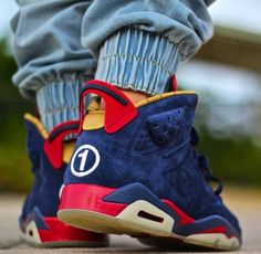 "Air Jordan 6 ""Doernbecher"""
