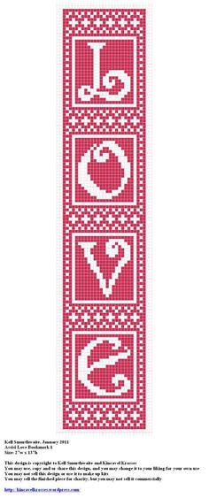 Assisi Love Bookmark 1