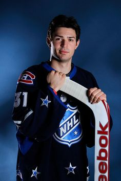 Carey Price in 2012 NHL All-Star Game - Player Portraits
