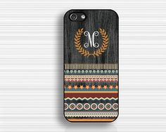 knit pattern iphone 5s casewood design iphone 5 by case7style, $9.99