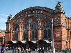 Hauptbahnhof Bremen... My favorite place in the world