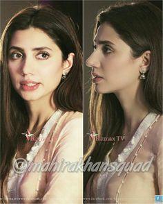 The beautiful mahira khan on the sets of bin roye drama hum tv. Pakistani celebrity