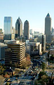 Atlanta, GA Georgia Usa, Georgia On My Mind, Atlanta Georgia, Places To See, Places Ive Been, Visit Atlanta, Places Of Interest, San Francisco Skyline, Adventure Travel
