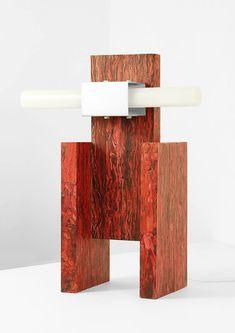 Jorge Penadés, Structural Skin Table Lamps