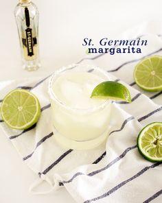 St. Germain Margarita | 24 Glorious Ways To Drink More Tequila