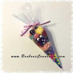 Pâques Cornets de bonbons - Easter candy cones