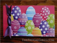 Fun Easter Coupon Book for Kids!  {+ printable coupons} at TheFrugalGirls.com #easter #coupons