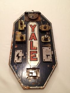 vintage salesman sample