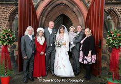 family photographs St Nicholas Church, Saint Nicholas, Bridesmaid Dresses, Wedding Dresses, Family Photographer, December, Photographs, Fashion, Bridesmade Dresses