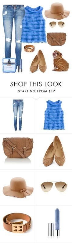 """Walking..."" by alliya ❤ liked on Polyvore featuring Vero Moda, J.Crew, Accessorize, Prada and Fendi"