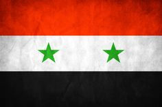 The national flag of Syria. And will always be <3