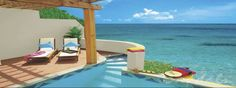 The exotic beauty of Saint Lucia with quaint small towns, exquisite beaches and banana plantations