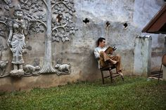 "Chiang Mai, Thailand ""There is no friend as loyal as a book.""  ― Ernest Hemingway"