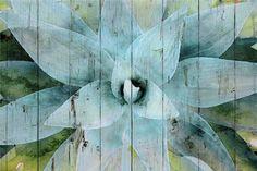 Marmont Hill Organic Matter Irena Orlov Painting Print on Canvas