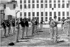 1930s prison outfit - Google Search