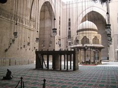 Sultan Hassan Mosque (Egypt) by Miloflamingo, via Flickr