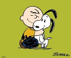 Snoopy & His friend