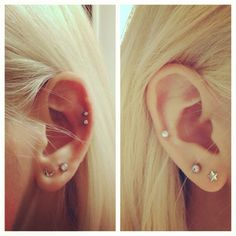 Like the left one for my left ear maybe