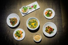 New York City-Bangkok's Bo.Lan is serves up Thai regional specialties in a pop-up space in New York's West Village. An example of a pop-up enabling a chef's food to be enjoyed around the world!