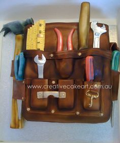 creative cake art sports and hobbies (31) by www.creativecakeart.com.au, via Flickr