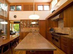 Interior Design: Contemporary Japanese Zen House interior Design by William Hefner