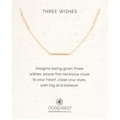 Dogeared 14K Yellow Gold Plated Sterling Silver 3 Wishes Triple Twist... ($25) ❤ liked on Polyvore featuring jewelry, necklaces, mixed, twist jewelry, 14 karat gold necklace, sterling silver jewelry, triple necklace and 14 karat gold jewelry