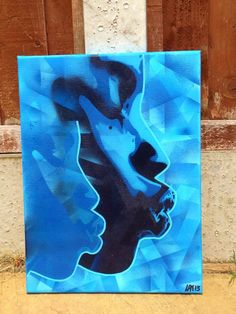 Hey, I found this really awesome Etsy listing at https://www.etsy.com/listing/157473337/abstract-african-face-painting-on