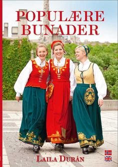 "Cover ""Populære Bunader"" by Laila Duran First in a series!"