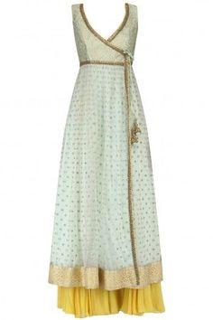 Anarkali - Buy anarkali dress, anrkali suit, anarkali gown & anarkali kurti online - Pernia's Pop Up Shop Anarkali Gown, Saree Dress, Sari, Sharara, Lehenga, Churidar, Indian Attire, Indian Ethnic Wear, Kurta Designs