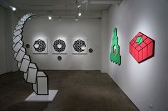 Aakash Nihalani – 'Portal' at Jonathan LeVine Gallery - Providermag.itProvidermag