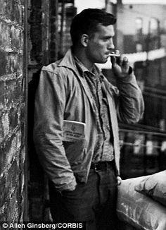 Jack Kerouac at the Chelsea Hotel...