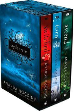 Amazon.com: The Trylle Trilogy (A Trylle Novel) eBook: Amanda Hocking: Kindle Store