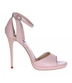 Sandale Dama Piele Naturala Nude   - Cod Produs: N43  - model cu platforma si toc  - toc: 11cm  - platforma: 1cm   - material…