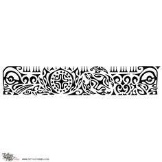 polynesian armband tattoos - Google-haku