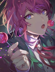 Division All Stars ヒプノシスマイク(Matenrou Hypnosis Mic) Anime Boys, Cute Anime Guys, Manga Boy, I Love Anime, Anime Kunst, Anime Art, Battle Rap, Character Art, Character Design