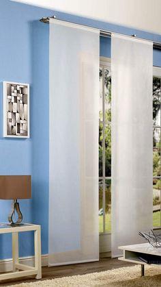 Superb Fl chenvorhang Solis xcm ue halbtransparenter Fl chenvorhang Raumteiler aus steiffestem Stoff