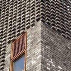 Tongxian Gatehouse by Office dA | Beijing, China