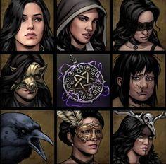Yennefer Witcher, Yennefer Of Vengerberg, Dark Elf, The Witcher 3, Wild Hunt, Medieval Fantasy, Cool Artwork, Witches, Avatar