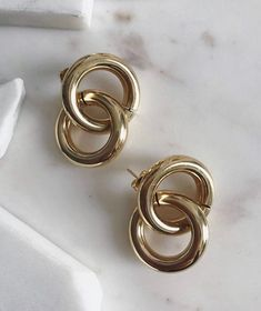 "959 Likes, 15 Comments - Laura Lombardi (@lauralombardi) on Instagram: ""Link Earrings """