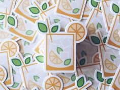 Have a drink on me!  Thanks @stickermule (:
