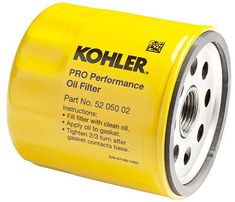 Kohler Oil Filter 5205002-S1 (from:ozark_sales, #UGEIO15191791627791 #Kohler #Filter #(from:ozark_sales, ##UGEIO