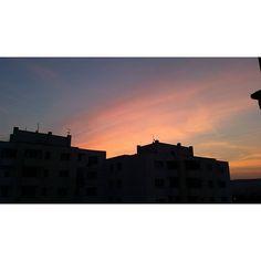 Burning #sky. #sunset